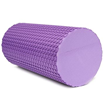 Foam Roller,OUTERDO High Density Yoga/fitness Roller -Trigger Point Gym Sports Massage Physio...