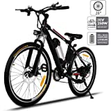 Aceshin 26'' Electric Bike, Electric Bicycle with 36V 8Ah Removable Large Capacity Lithium-Ion Battery, 250W Motor and…