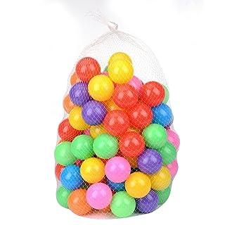 per Children Ball Pit Balls Ocean Ball for Kids Playing (100 pcs)