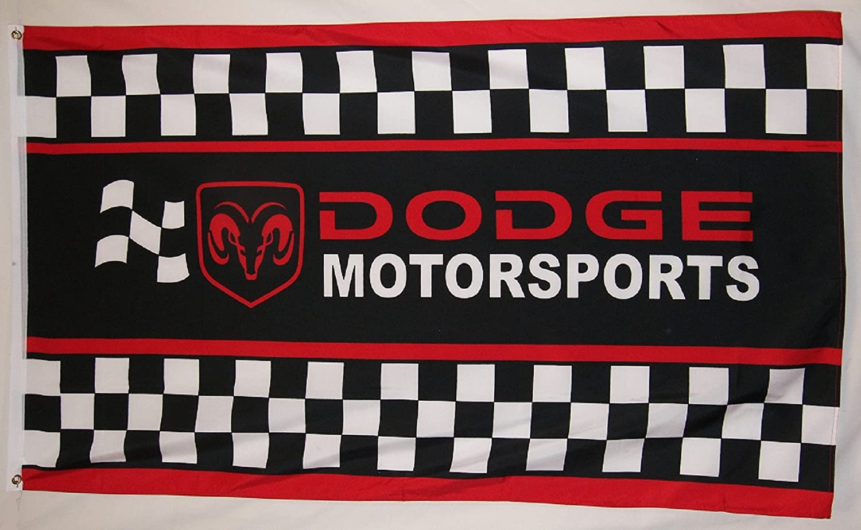 Mopar Racing 3/'x 5/' Super Polyester Flag
