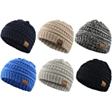 6d5929a0e189 Century Star Christmas Beanie Baby Knit Hat Boys Infant Toddler Beanies  Cute Winter Hats for Baby