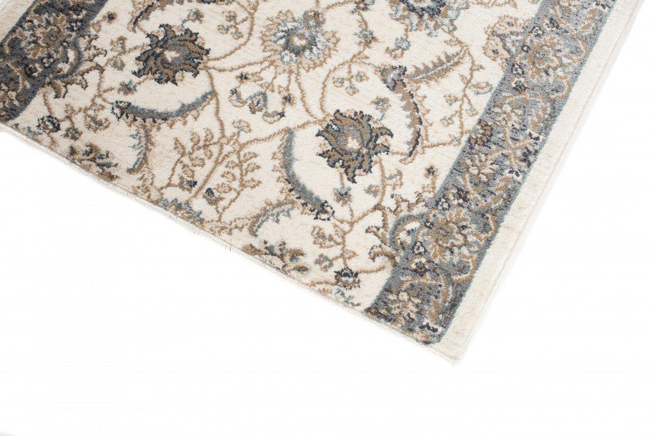 Läufer Läufer Läufer Teppich Flur in Beige Creme Ecru - Orientalisch Klassischer Muster - Brücke Läuferteppich nach Maß - 80 cm Breit - AYLA Kollektion von Carpeto  - 80 x 200 cm 88fff5