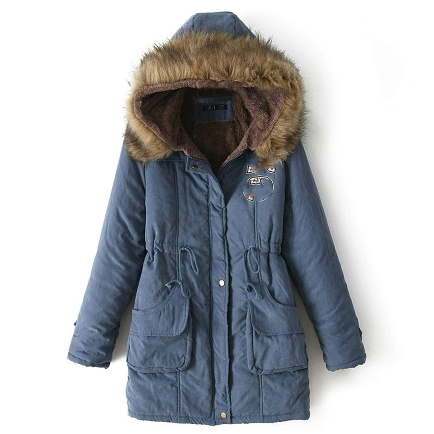 Fresh -house Winter Jackets Coat Women Chaqueta Mujer Plus ...