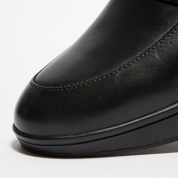 496437a5ce23 MBT Men s s Asante 6 M Mocassins Black  Amazon.co.uk  Shoes   Bags