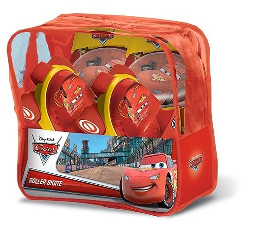 7 opinioni per Mondo 28105- Pattini per Bambini Cars + Protezioni, Regolabili, Taglia 22-29
