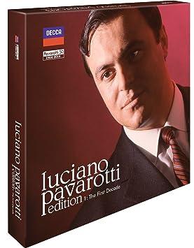 Primera Década - Volumen I, Edición Limitada: Luciano Pavarotti, Varios: Amazon.es: Música