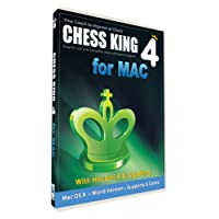 Chess King 4 avec Houdini 4 Logiciel d'Echecs pour Mac