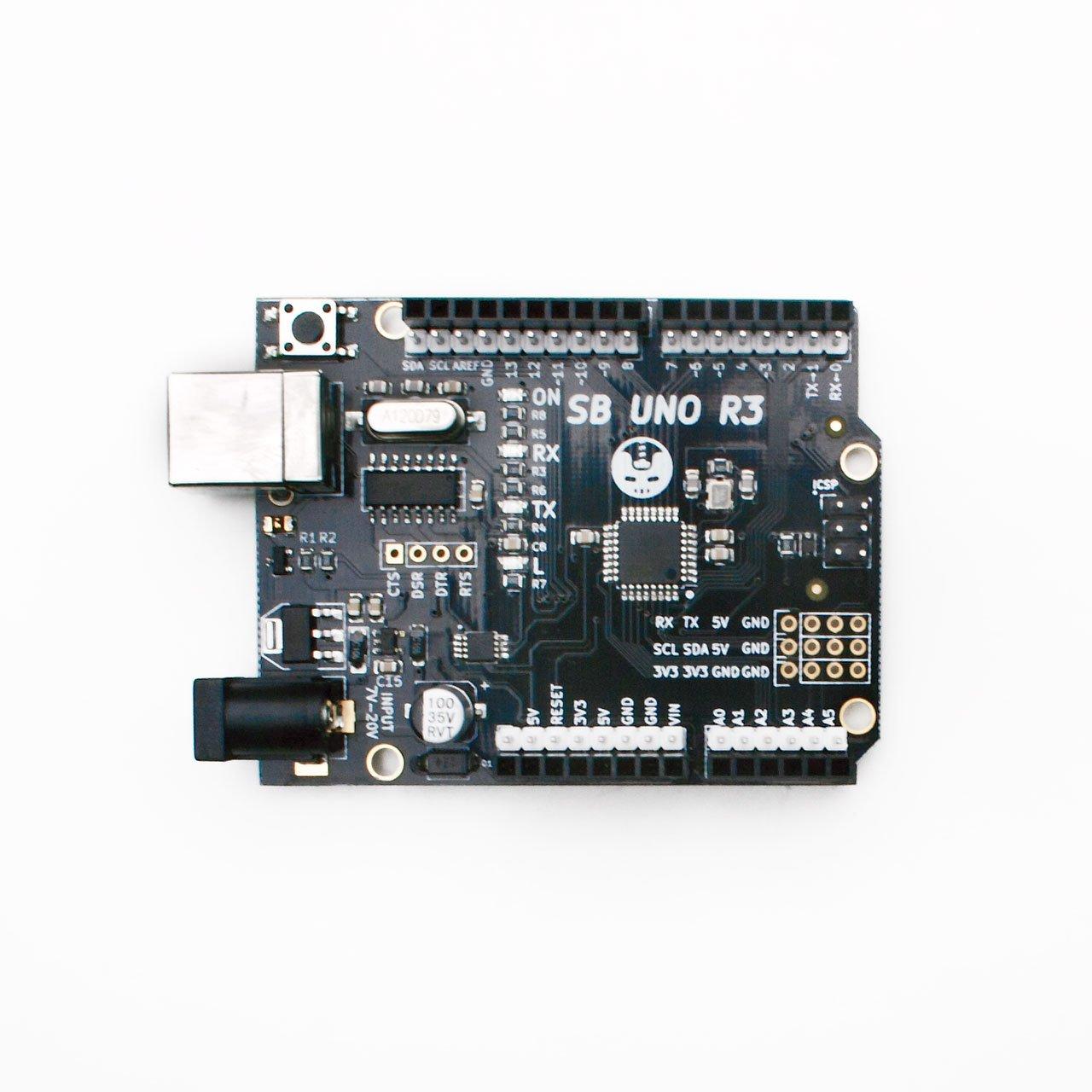 SBDUINO Uno 100/% Compatible Arduino Uno