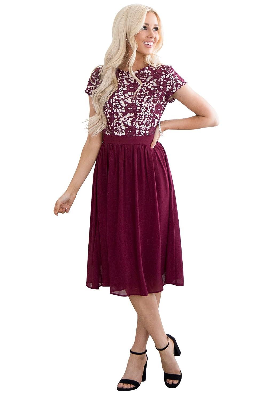 9af7d817cf6d8 Modest Tiffany Blue Dresses   Saddha
