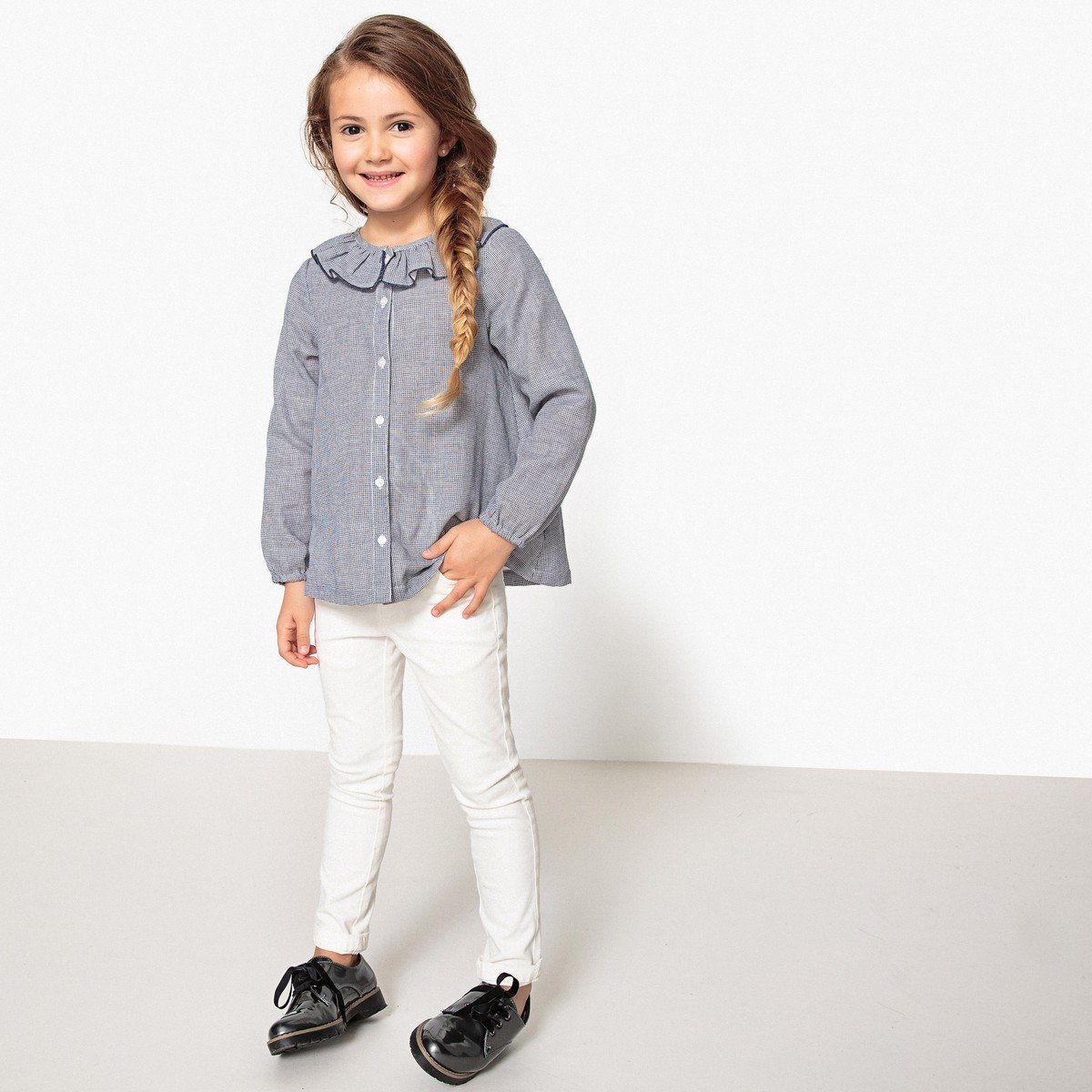 La Redoute Collections Big Girls Trousers 3-12 Years
