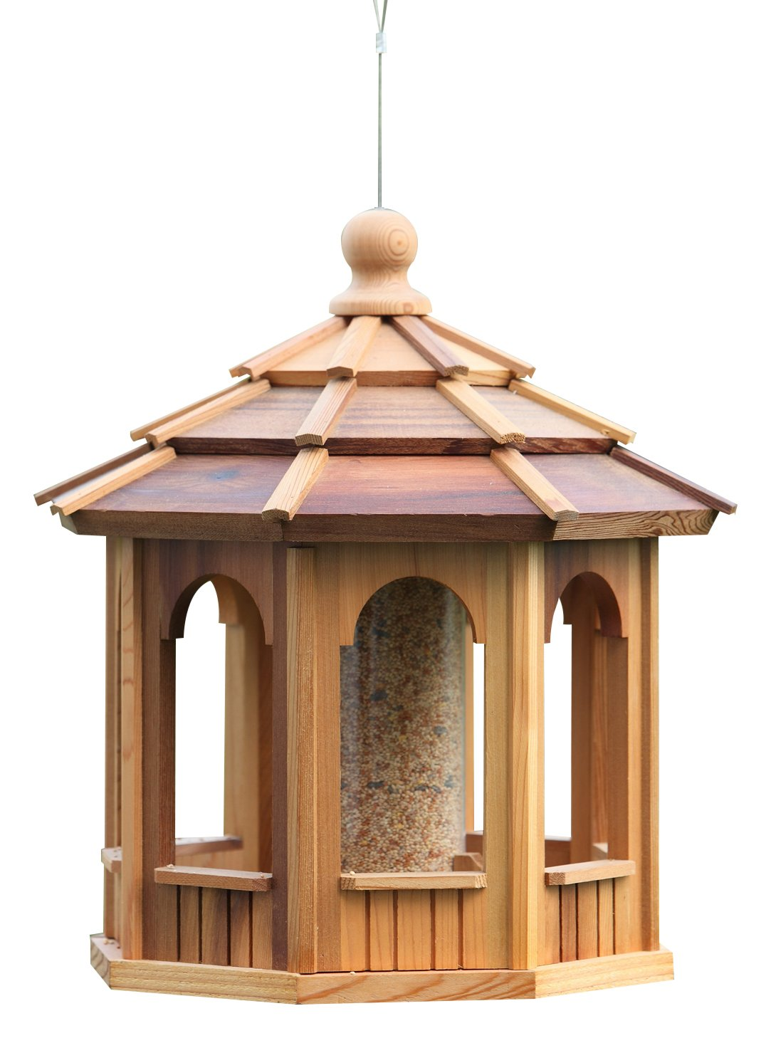 products zoom bird lumber company feeders valley krempp feeder gazebo super cherry