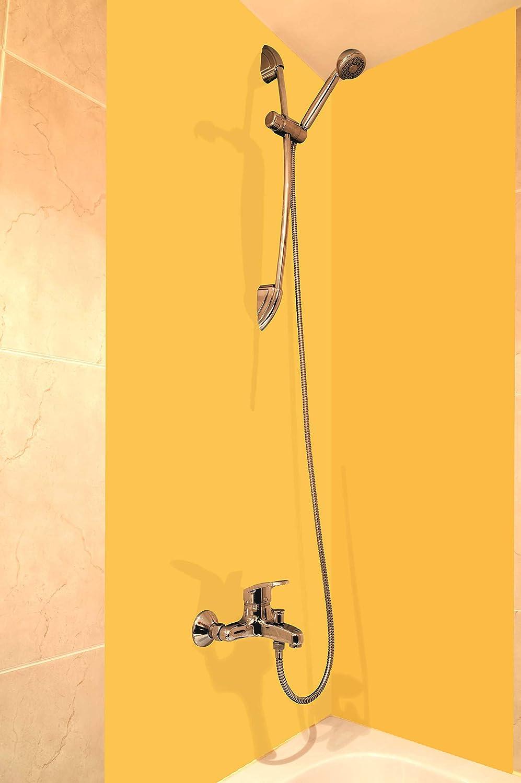 savacaf.com Duschplatte Blau Langlebige Verkleidung im Badezimmer ...