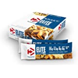 Dymatize Elite Protein Bar, Chocolate Chip Cookie Dough, 12 Count
