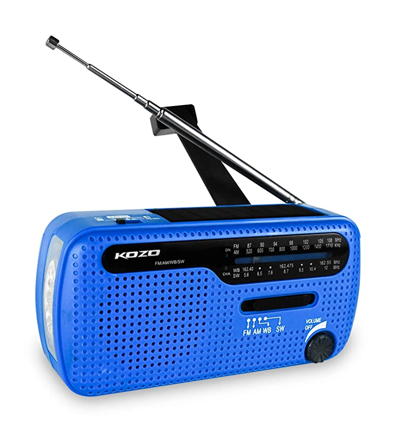 side facing kozo noaa weather radio