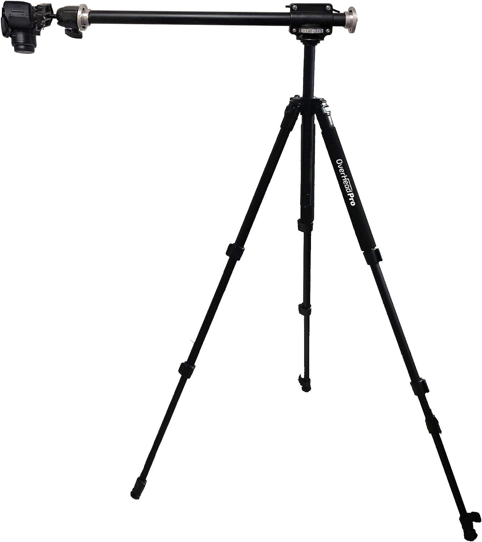 OverHead Pro - Kit de trípode 2 en 1 para Smartphone y cámara réflex Digital: Amazon.es: Electrónica