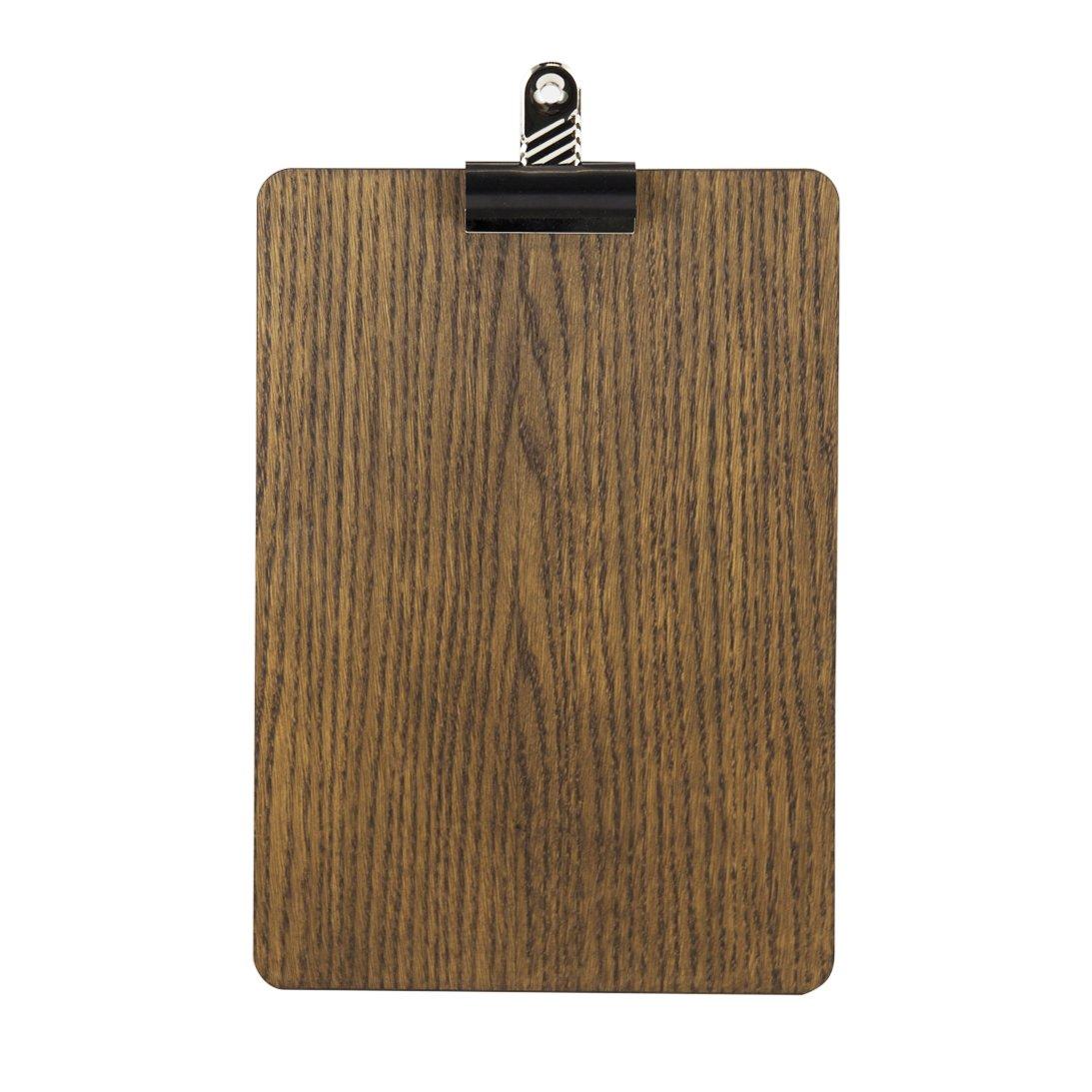 Chalkboards UK Portablocco, Legno, Rovere Scuro, Legno, Dark Oak, A3 (49.6 x 33 x 0.80cm) Porter & Woodman WC982A