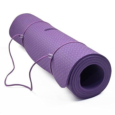 Tapete de yoga -Layatone Premium Antideslizante Estera de ...