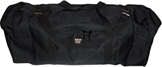 product image for Extra Large Triple Travel Bag Holds All Your Gears Made in USA. (Black)