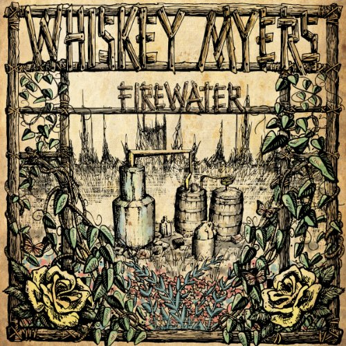 Whiskey Myers: Firewater (Dig) (Audio CD)