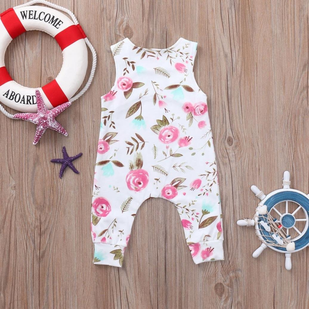 Toddler Baby Girls Boys I Love You 3000 Printed Tops Bodysuit Romper Clothes Palarn 2019 Stylish Toddler Jumpsuit