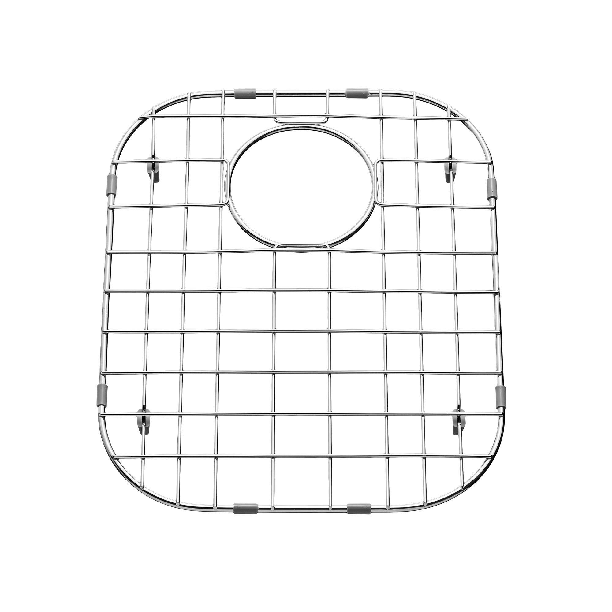 American Standard 8446.312000L.075 Portsmouth 60/40 Double Grid-Left Bowl, Stainless Steel