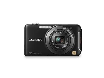 Panasonic Lumix DMC-SZ5K 14 1 MP Digital Camera with 10x Optical Zoom &  WiFi (Black)