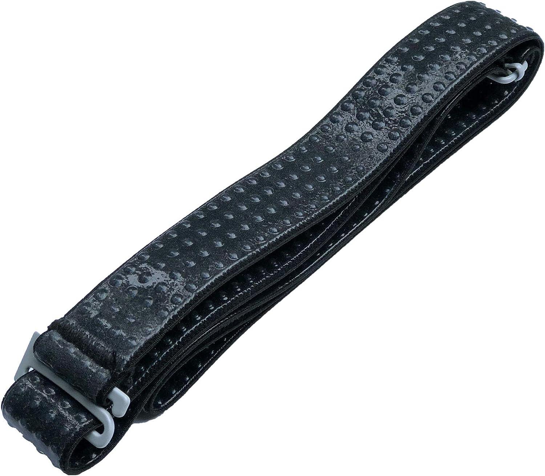 Details about  /13Styles Easy Shirt Stay Adjustable Belt Non-Slip Wrinkle-Proof Shirt Holder Str