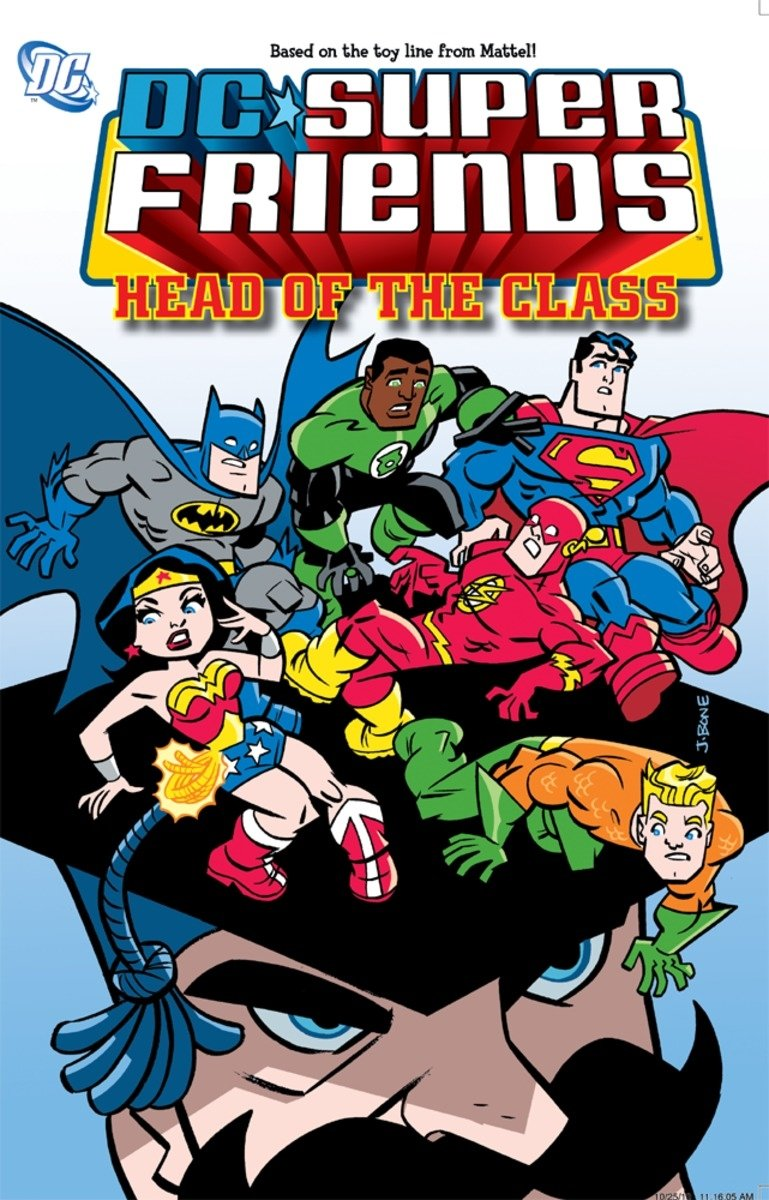 Download Super Friends Vol. 3: Head of the Class ebook