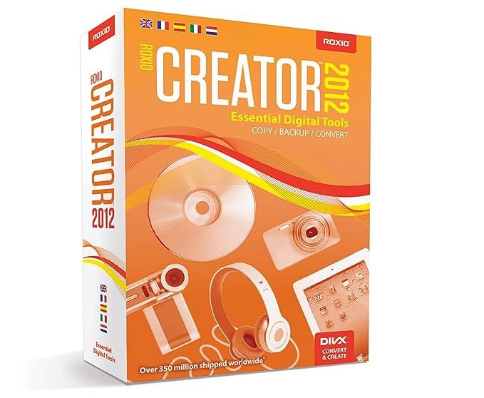 Buy fast roxio creator 2012 pro