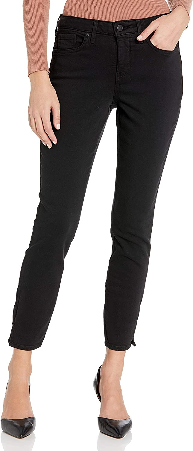 NYDJ Womens Ami Skinny Ankle with Clean Slit Jeans