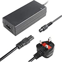 Vokul 42V 2A UK Universal Charger For Self Balance Scooter/Two Wheel Smart Skateboard/Swegway Hoverboard