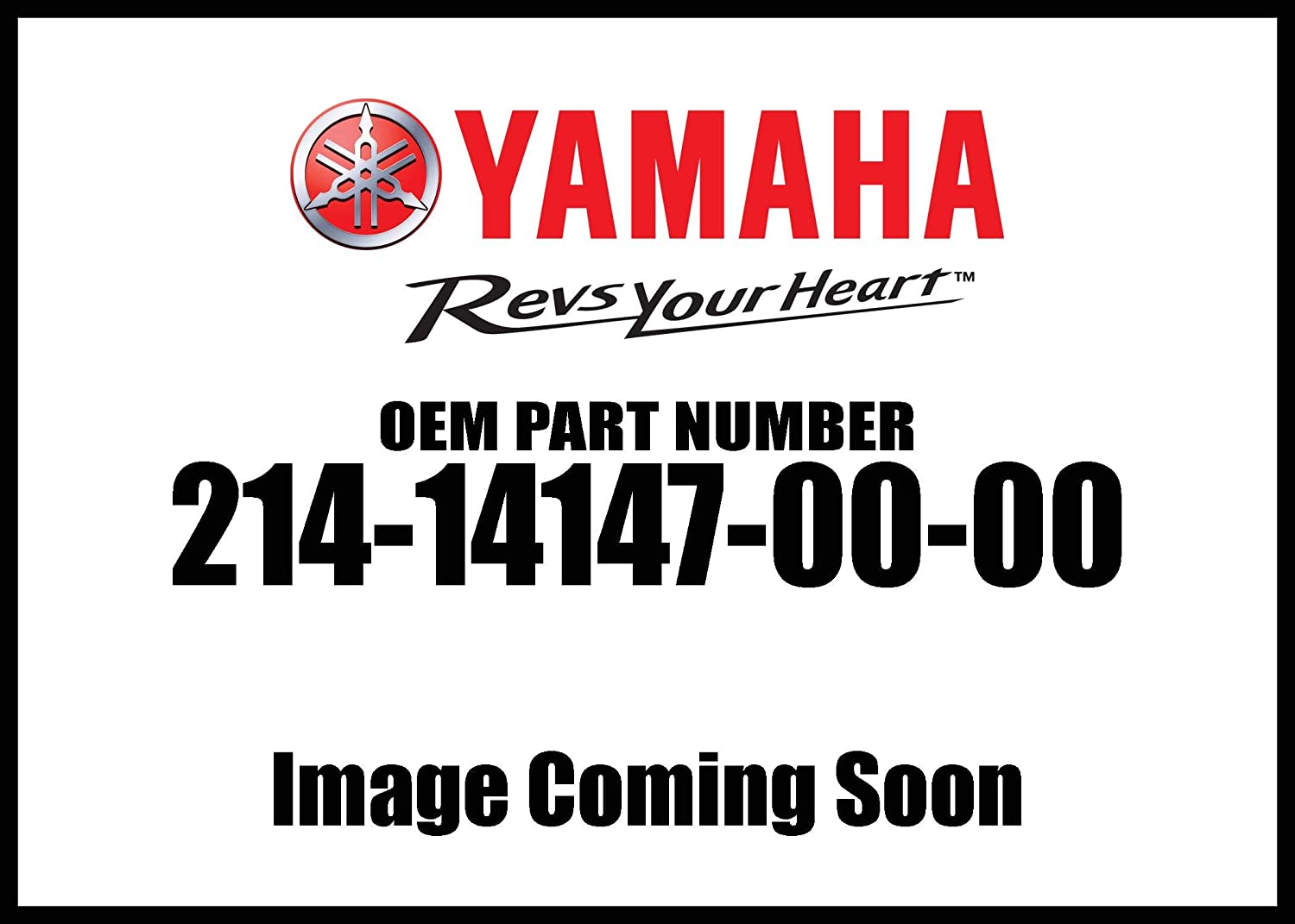 Yamaha 214-14147-00-00 O-RING; 214141470000 , 214-14147-00-00, 3Y1-14561-00-00