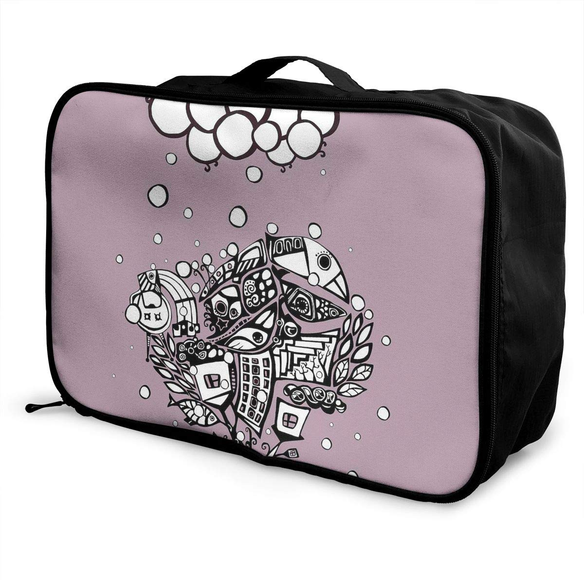 Yoga Mat Sport Bag Large Capacity Folding Travel Bag Travel ...