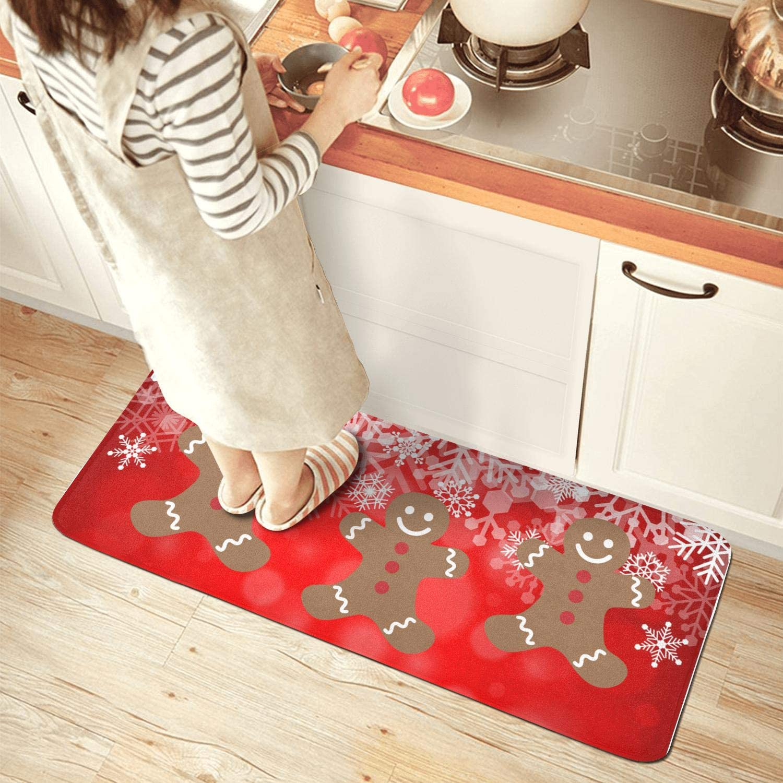 Kitchen & Dining Kitchen Rugs ghdonat.com PROGIFToO Kitchen Mat ...