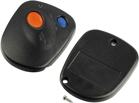 KeylessOption Just the Case Keyless Entry Remote Control Car Key Fob Shell Replacement for A269ZUA111