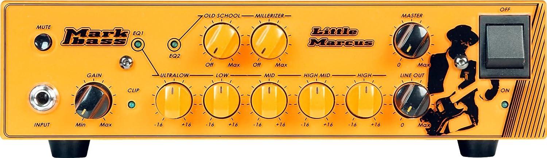 Markbass ベース アンプ ヘッド LITTLE MARCUS-Marcus Miller signature heads- MAK-LMM500   B078JK79X3
