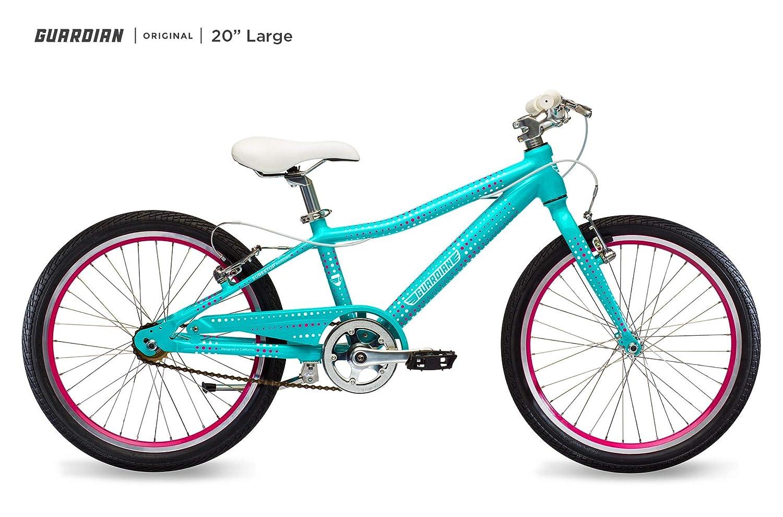 9e7eabb9895f Guardian Kids Bikes Original. 16/20/24 Inch, Multiple Colors for Boys/Girls.  Safer Brake System for Kids. Lightweight Aluminum Construction. Easy  Assembly.