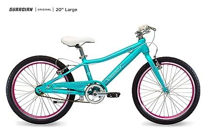 d39ab528e86 Amazon.com   Guardian Lightweight Kids Bike 20 Inch