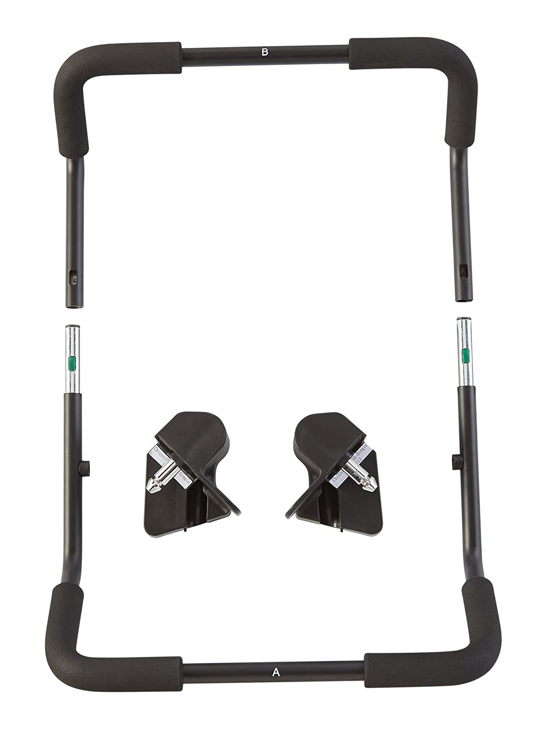 Baby Jogger Car Seat Adapter Single for Chicco and Peg-Perego 1967207