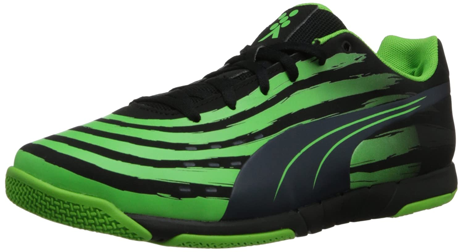 PUMA メンズ B00DOL38II 11.5 mens_us|Black/Ombre Blue/Fluorescent Green Black/Ombre Blue/Fluorescent Green 11.5 mens_us