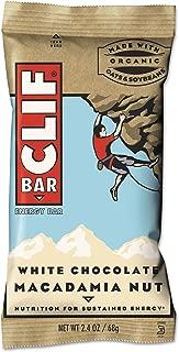 product image for CLIF BAR CLIF BAR,OG3,WHT CHC MACD, 2.4 OZ