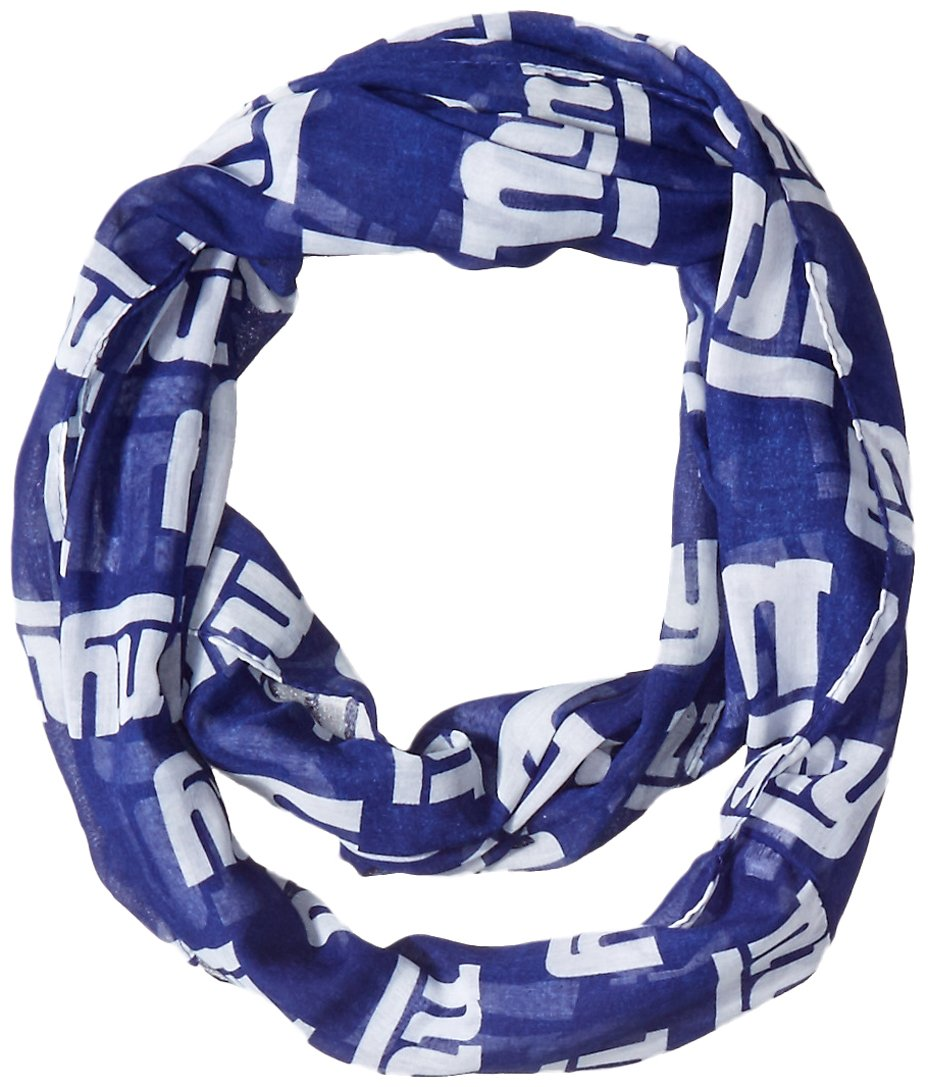 New York Giants 2016 Team Logo Infinity Scarf by FOCO