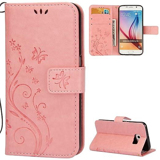 72 opinioni per Samsung Galaxy S6 Cover Resistente,Samsung Galaxy S6 Custodia Book,URFEDA Neo