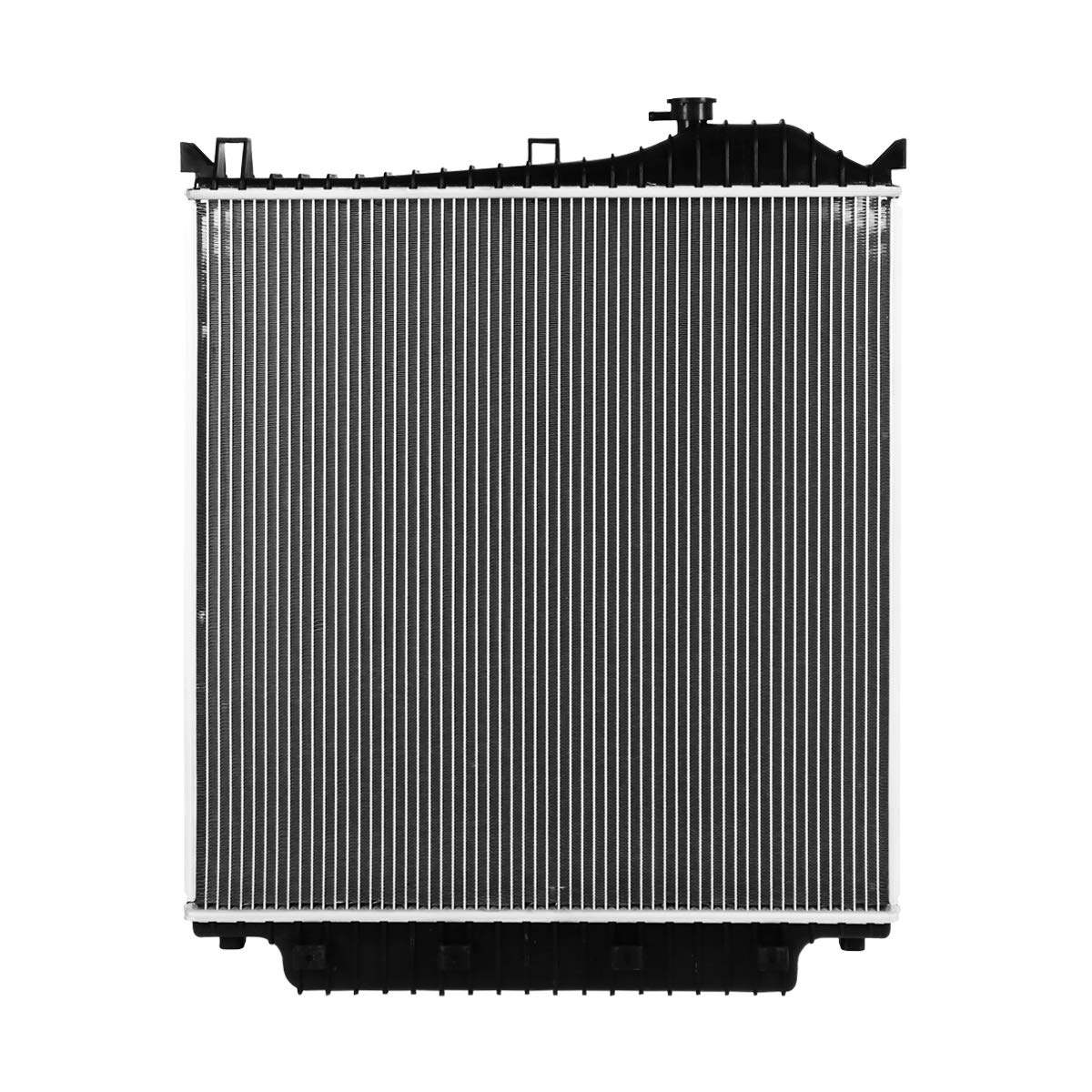 DNA Motoring OEM-RA-2952 2952 OE Style Aluminum Cooling Radiator Replacement