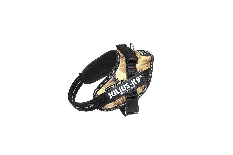 Julius-K9 16IDC-at-M IDC Power Harness, Size  Mini (49-67cm 19.5-26.5 ), Autumn Touch