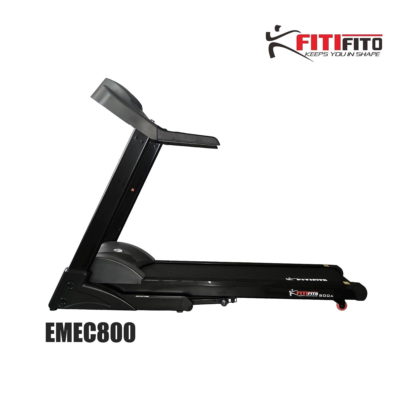 Fitifito 800 8PS - Cinta de correr profesional (22 km/h) con ...