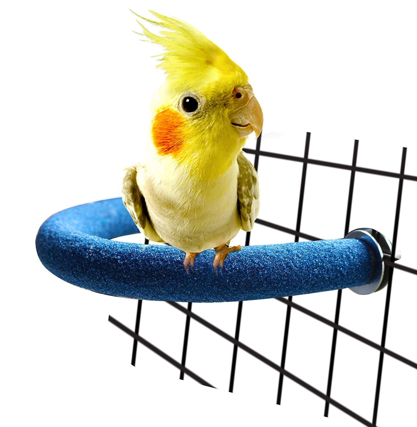 RYPET Natural Bird Cage Toys for Small and Medium Birds