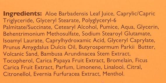 Crema exfoliante de doble acción a base de enzimas, de Mio ...