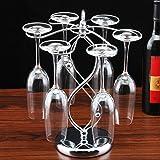 オリジナルワイングラスホルダーヨーロピアンスタイル安心の安定設計ワイングラスラック ホテル 生産者直売