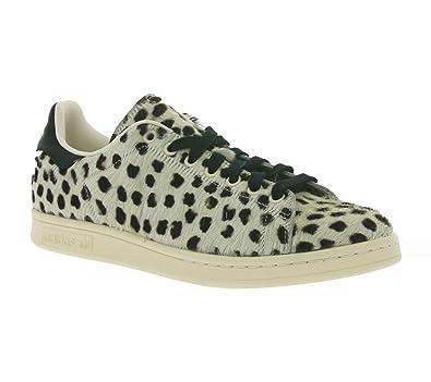 sneakers for cheap 5cd26 7b33d Adidas Stan Smith, chalk Blanc chalk Blanc core black, 11,5